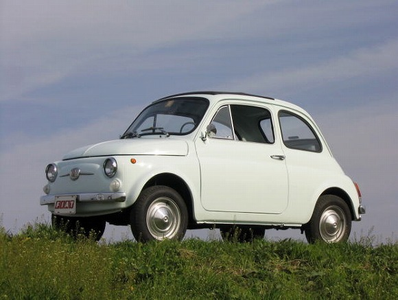 Fiat500の購入を検討されている皆様へ