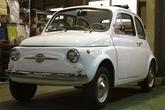 1966年製 Fタイプ ホワイトブルー(SPフィニッシュ)